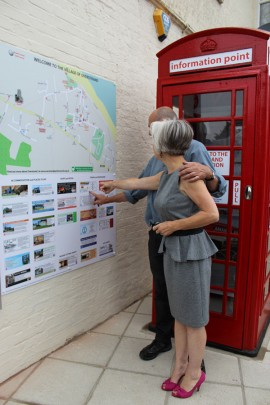 Overstrand Information point