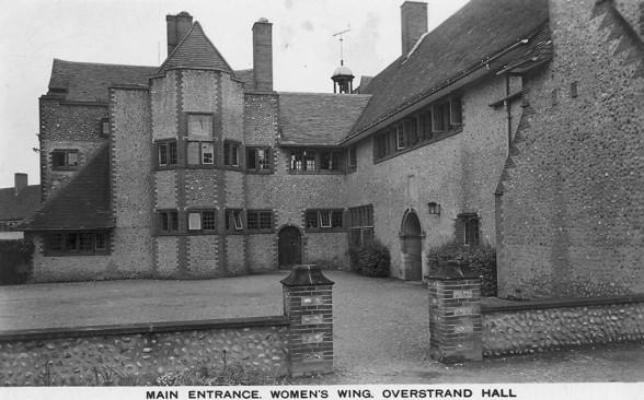 Overstrand Hall