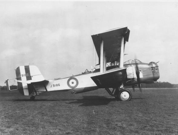 The Boulton & Paul 'Overstrand'