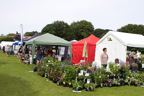 Plant-Stall
