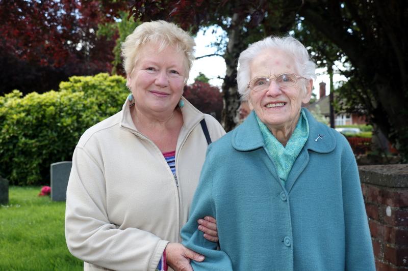 Rosie and Claudia_1