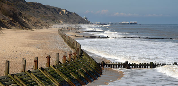 West Beach, Overstrand (towards Cromer)