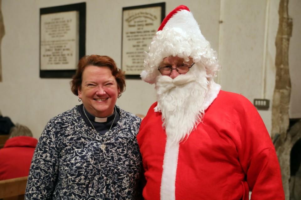 Community Carol Service December 2019