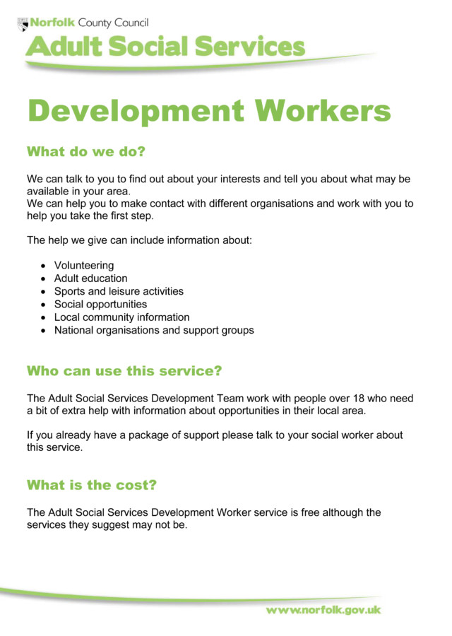 NCC Development Worker Poster Page 1 of 2